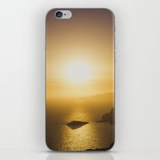 Secret sunset iPhone & iPod Skin