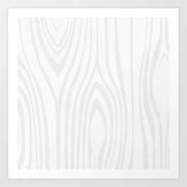 Wood background. White Wooden Slats  #society6 #decor #buyart #artprint Art Print