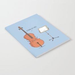 stand by me Notebook