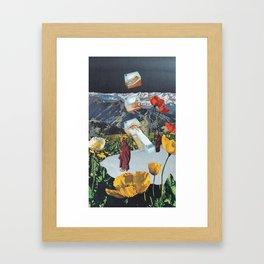 The Way to Nirvana Framed Art Print