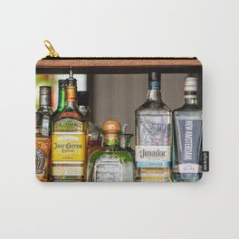 Last Call For Alcohol Carry-All Pouch