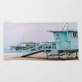 Lifeguard Off Duty Beach Towel