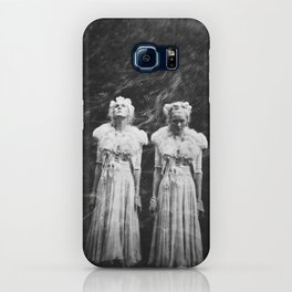 The Twin - Annie Montgomery - Holga Double Exposure  iPhone Case