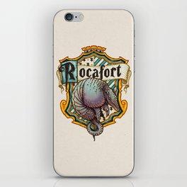 HP Rocafort House Crest iPhone Skin