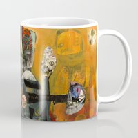 gumball Mugs featuring Gumball Golden Hour by Jesse Reno