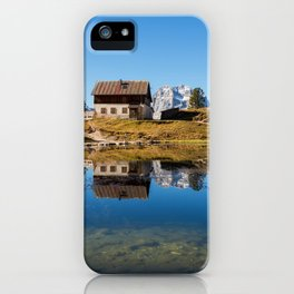 Dolomites 18 - Italy iPhone Case
