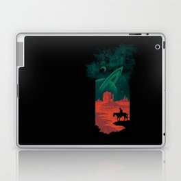 Final Frontiersman Laptop & iPad Skin