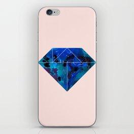 Tangram Diamond Three iPhone Skin