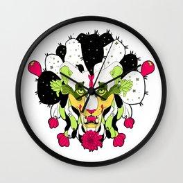 The Desert Lion Wall Clock
