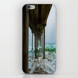 Murky Dreams - HB Pier 2016 iPhone Skin