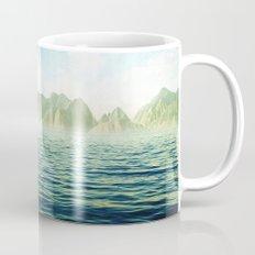 Swim back to shore Mug