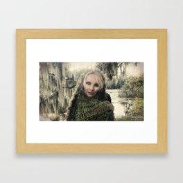 """VAMPLIFIED """"Absinthe Romance"""" Framed Art Print"""