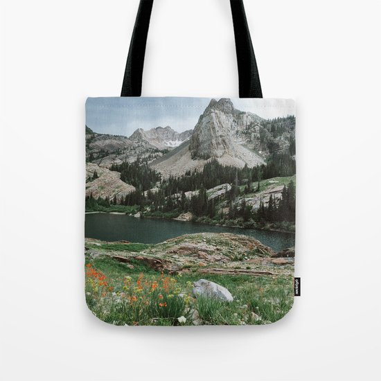 Lake Blanche Tote Bag