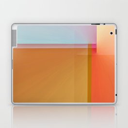Fibonacci Sunset 1 Laptop & iPad Skin