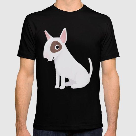 Bull Terrier - Cute Dog Series T-shirt