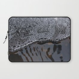 Ice and water flow Laptop Sleeve
