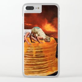 High Stack Clear iPhone Case
