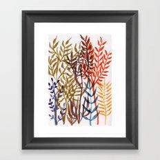 Izanami Framed Art Print