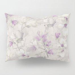 VIOLET MAGNOLIAS Pillow Sham