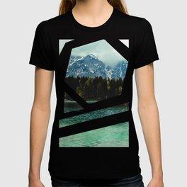 Mountain View Shapes T-shirt