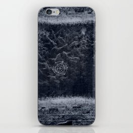 echoes iPhone Skin