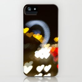 Love Along the Champs Elysees iPhone Case