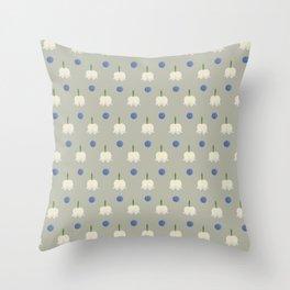Spring Awaking Throw Pillow
