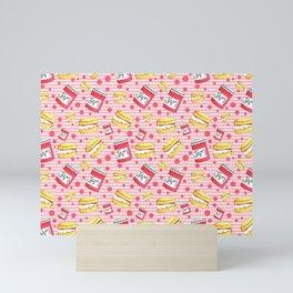 Jam and Scones A Very English Picnic Mini Art Print
