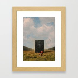 Son, this is the Universe Framed Art Print