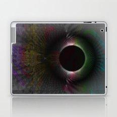 polarisation circle Laptop & iPad Skin