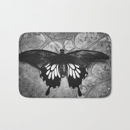 Butterfly#1  Bath Mat