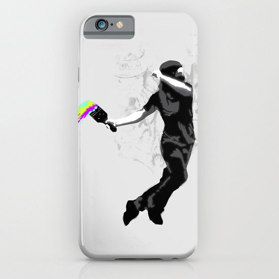 We need more color! iPhone & iPod Case