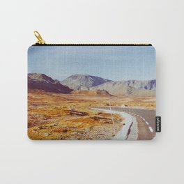 Road Tripping in Scandinavia - Jotunheimen NP on Sunny Fall Day Carry-All Pouch