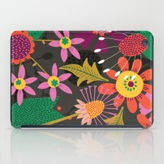 Jungle Flowers iPad Case