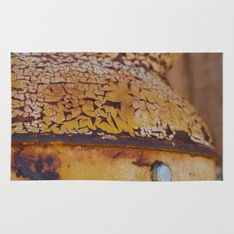 Rusty Tank Rug