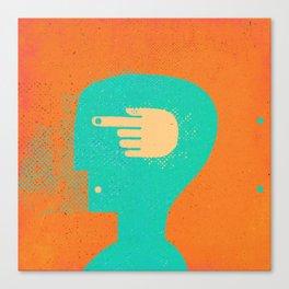 handhead Canvas Print