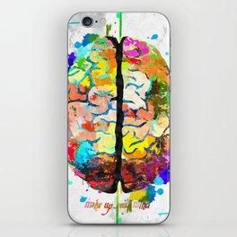 Human Brain iPhone Skin