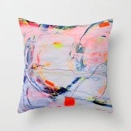 Abstract Art- 99 Throw Pillow