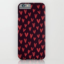 Hearty Treat iPhone Case
