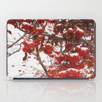 daria iPad Cases featuring rowan-tree by Dar'ya Vlasova