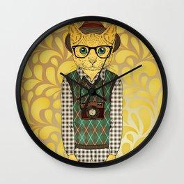 CatBoy Wall Clock
