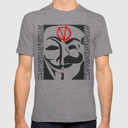 V for Fsociety T-shirt