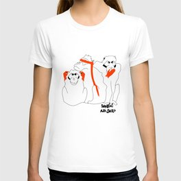 Wise Monkeys T-shirt