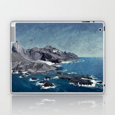 North Coast Sea Laptop & iPad Skin