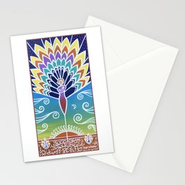 Resilient Mother Stationery Cards
