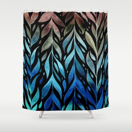 Leafage #04 Shower Curtain