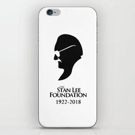 Stan Lee You were creative iPhone Skin