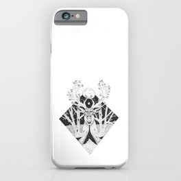 Keepers of The Forest - Deer iPhone Case