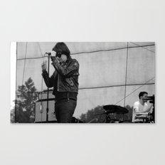 Julian Casablancas - The Strokes at Bonnaroo 2011 Canvas Print