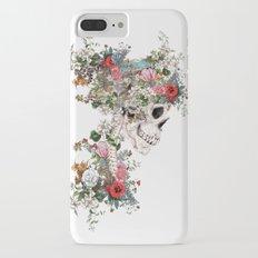Skull Queen iPhone 7 Plus Slim Case